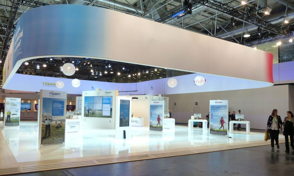 Exhibition Stand Design Concepts : How to design an effective exhibition stand fernleigh design